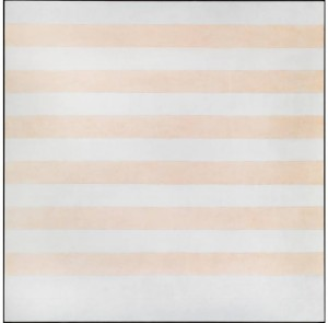 Happy Holiday 1999 Agnes Martin 1912-2004 ARTIST ROOMS  Acquired jointly with the National Galleries of Scotland through The d'Offay Donation with assistance from the National Heritage Memorial Fund and the Art Fund 2008 http://www.tate.org.uk/art/work/AR00179
