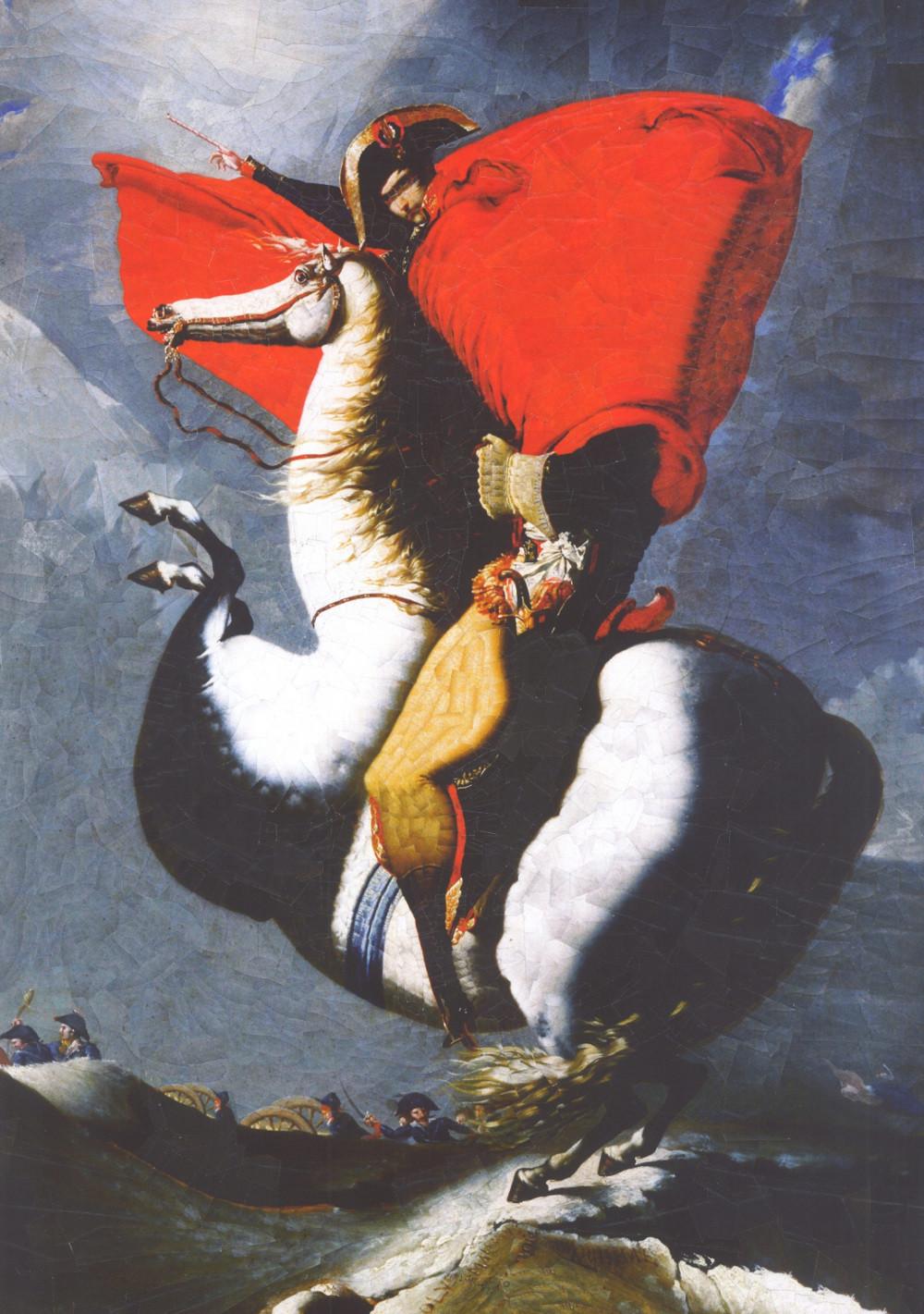 lola-dupre-napoleon-crossing-the-alps
