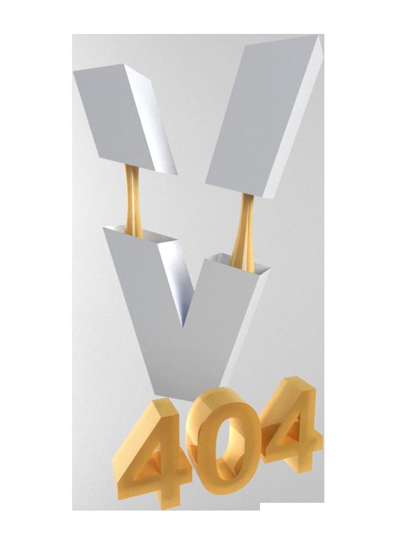 Visual404 #1